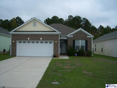 Florence SC Single Family Home New: $155,900