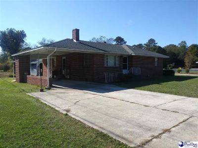 Hartsville Single Family Home Uc/Show For Back Up: 1101 Ousleydale Road