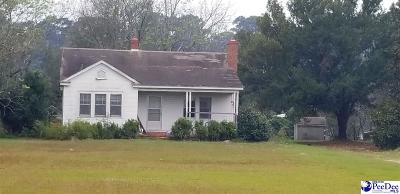 Darlington Single Family Home Uc/Show For Back Up: 712 Pinedale Dr.