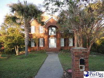 Florence SC Single Family Home New: $189,900