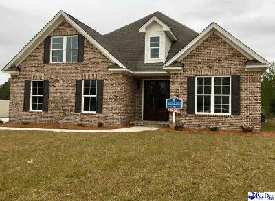Florence SC Single Family Home New: $324,500