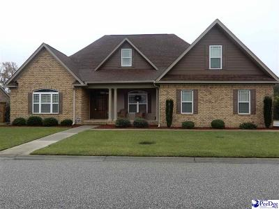 Florence SC Single Family Home For Sale: $289,900