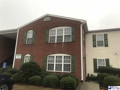 Florence SC Condo/Townhouse New: $100,500