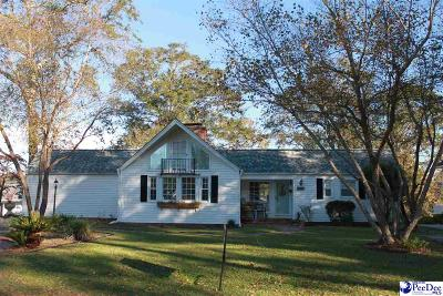 Florence Single Family Home New: 284 Timberlake Dr.