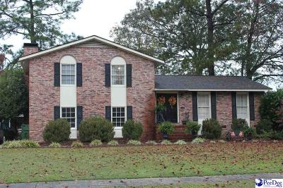Florence SC Single Family Home New: $167,900