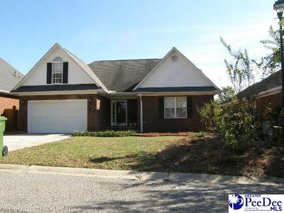 Florence SC Single Family Home For Sale: $169,000