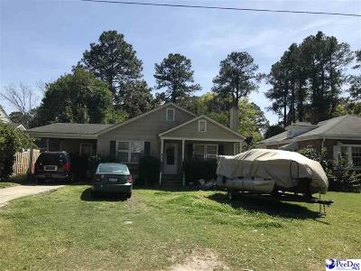 Florence SC Single Family Home New: $70,000