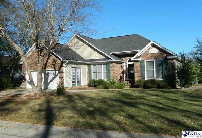 Florence SC Single Family Home New: $185,900