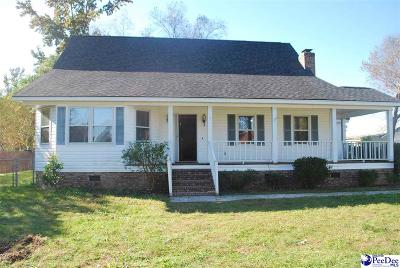 Florence SC Single Family Home For Sale: $189,000