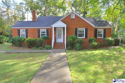 Florence  Single Family Home Uc/Show For Back Up: 1424 Jackson Ave.