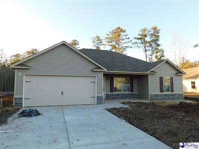 Florence Single Family Home Uc/Show For Back Up: 2226 Spicewood