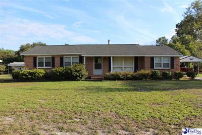 Hartsville Single Family Home For Sale: 1511 Kimberly Drive