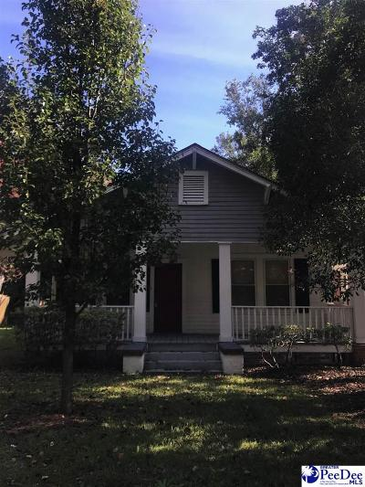 Florence Single Family Home For Sale: 204 S Homestead Dr