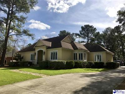 Florence Single Family Home For Sale: 3216 Lakeshore Drive
