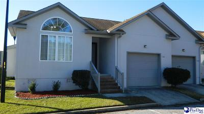 Florence Condo/Townhouse For Sale: 700 S Cashua Drive #24-C