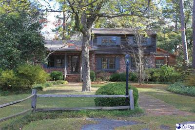 Florence SC Single Family Home New: $275,000