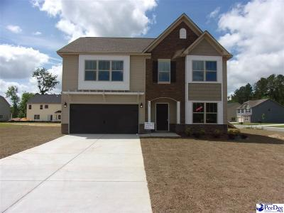 Florence SC Single Family Home For Sale: $222,779