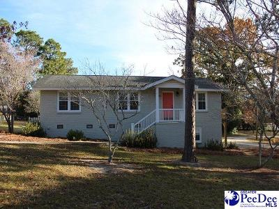 Hartsville Single Family Home For Sale: 1100 Pineneedle