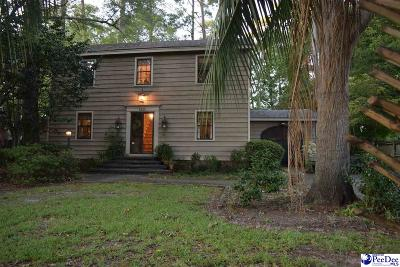 Florence Single Family Home Uc/Show For Back Up: 1411 Wisteria Drive