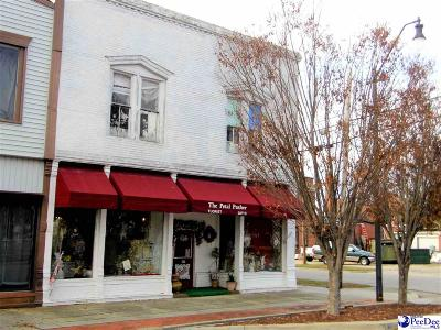 Dillon SC Commercial For Sale: $135,000
