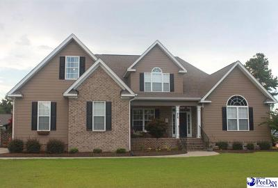 Florence SC Single Family Home For Sale: $339,000