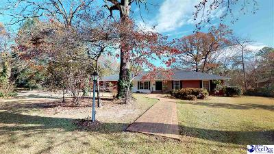 Hartsville Single Family Home Uc/Show For Back Up: 303 Warner Drive
