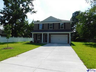 Florence Single Family Home For Sale: 1134 Took Place