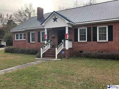 Mullins Single Family Home Uc/Show For Back Up: 505 N Main St