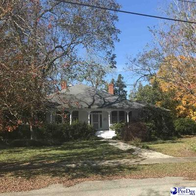 Darlington Single Family Home New: 305 E Hampton