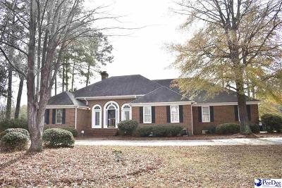 Single Family Home For Sale: 3312 Trenton Drive