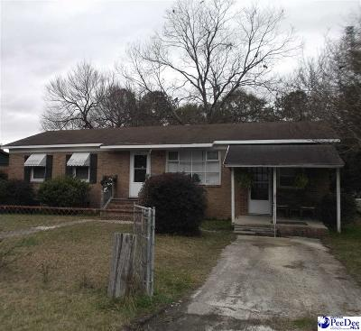 Florence Single Family Home For Sale: 1029 Middleton