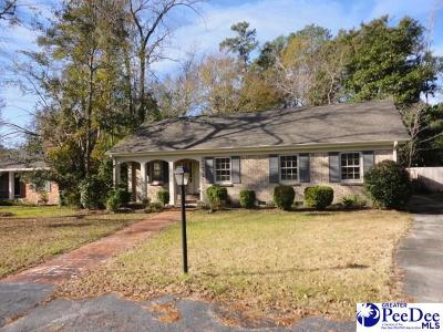 Florence Single Family Home For Sale: 831 Park Ave