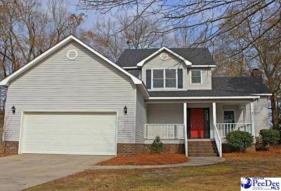 Single Family Home Uc/Show For Back Up: 4219 Live Oak Circle