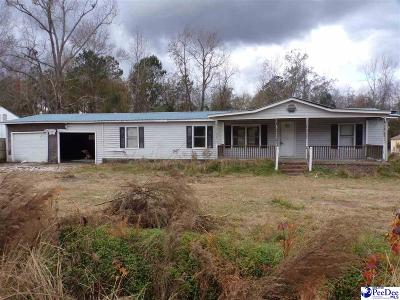 Florence SC Single Family Home For Sale: $24,045