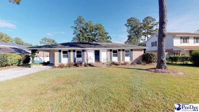 Florence Single Family Home For Sale: 1504 S Damon Drive