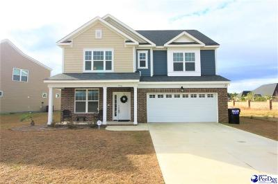 Single Family Home For Sale: 715 Bellemeade Circle