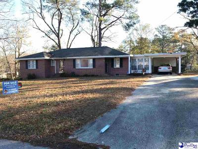 Florence  Single Family Home For Sale: 1312 Virginia Acres
