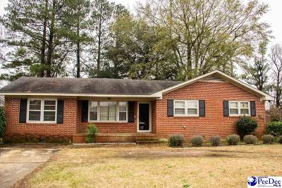 Florence Single Family Home For Sale: 226 Cameron Ln.
