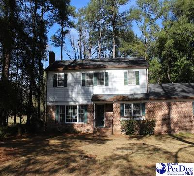 Darlington Single Family Home Uc/Show For Back Up: 114 Brittain Drive