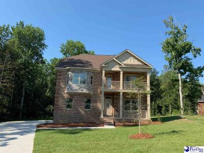 Hartsville Single Family Home For Sale: 891 Fairway Dr