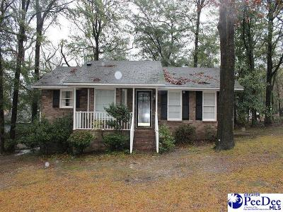 Hartsville Single Family Home For Sale: 419 Cherokee