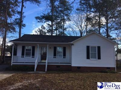 Florence Single Family Home For Sale: 3095 West Court