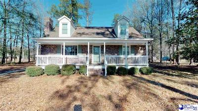 Hartsville Single Family Home For Sale: 1704 Claremont Street