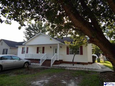 Florence  Single Family Home Uc/Show For Back Up: 629 Garden Hills Dr