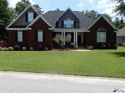 Florence Single Family Home For Sale: 3438 Hammock Court