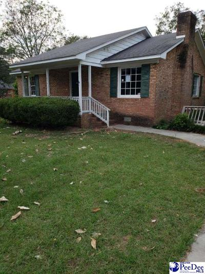 Florence Single Family Home Uc/Show For Back Up: 145 Hillcrest Drive