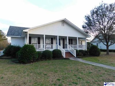 Florence Single Family Home Uc/Show For Back Up: 300 Magna Carta Rd