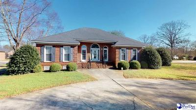Florence Single Family Home Uc/Show For Back Up: 2521 Parkland Drive