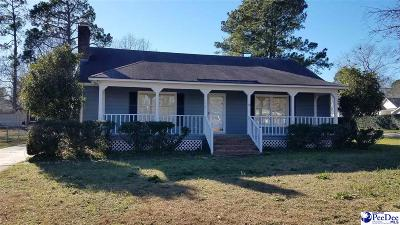 Florence Single Family Home Uc/Show For Back Up: 1614 Freemont Street