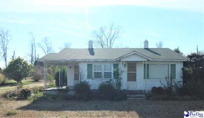 Single Family Home For Sale: 2501 Dillon Hwy